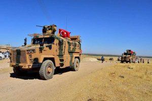 Siria, Erdogan spara a nord, ignorando la minaccia di trump