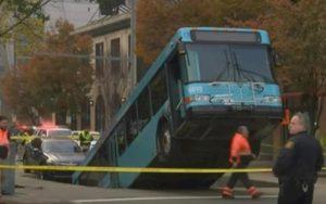 bus voragine pennsylvania