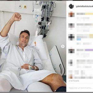 Batistuta racconta dramma Chiesi dottore amputarmi gambe
