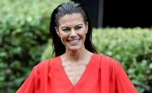 Bianca Guaccero in una foto Ansa