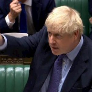 boris johnson ansa