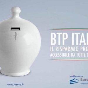 Btp Italia, senza commissioni, con recupero inflazione
