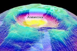 Buco dell'ozono ai livelli minimi dal 1982