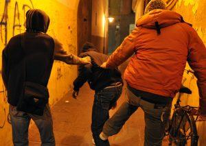 Bullismo, foto d'archivio Ansa