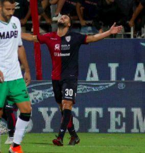 Cagliari Pavoletti torna a scherzare dopo infortunio su Instagram
