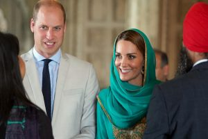 Kate Middleton e William, paura in volo per una tempesta di fulmini in Pakistan