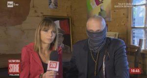 """Storie Italiane, Capitano Ultimo: """"Scorta? Dicono che la Mafia non sia più pericolosa"""""""