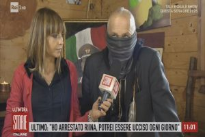 Storie Italiane, Capitano Ultimo