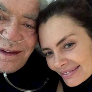Roberto Cavalli ricoverato in ospedale: il post su Facebook dedicato alla compagna e alle figlie