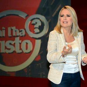 """Chi l'ha Visto? """"Vaffa"""" in diretta per Federica Sciarelli: la telefonata del disturbatore Michele Caruso"""