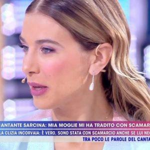 """Clizia Incorvaia: """"Francesco Sarcina mi dà solo 500 euro al mese per il mantenimento di nostra figlia"""""""