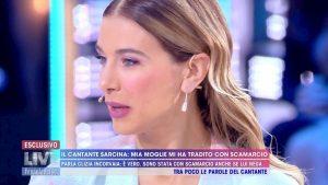 """Live Non è la D'Urso, Clizia Incorvaia su Francesco Sarcina: """"Lui chiedeva alle fan foto..."""""""