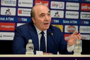"""Fiorentina, Commisso contro l'arbitro: """"Scandaloso quanto successo con la Lazio"""""""
