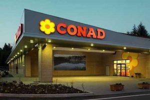 Un supermercato Conad, Ansa