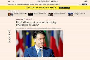Conte fischiato a Roma, cita Modugno