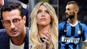 Fabrizio Corona ancora a rischio processo per il presunto flirt Brozovic-Wanda Nara