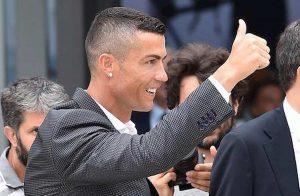 Cristiano Ronaldo stadio Sporting Lisbona intitolato a lui