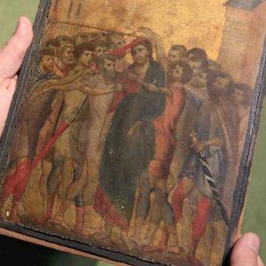 """Il """"Cristo deriso"""" di Cimabue venduto per 24 mln"""
