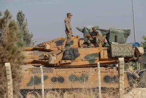 Curdi chiamano Putin in Siria, Assad invia truppe, jihadisti la fanteria di Erdogan