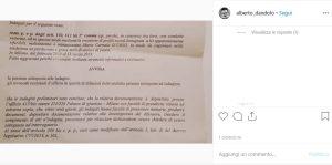 Alberto Dandolo e la denuncia di Barbara D'Urso per stalking