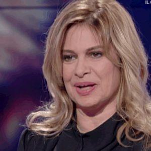 Debora Caprioglio a Storie Italiane