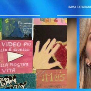 """Domenica In, Elena Santarelli: """"Quando mio figlio fu operato non sapevo se sarebbe uscito vivo..."""""""