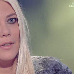 """Storie Italiane, Eleonora Daniele commossa da Lory Del Santo: """"Mi dai forza"""""""