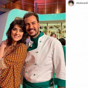 elisa isoardi foto instagram