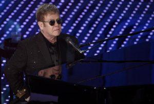 Elton John Michael Jackson