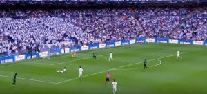 Emmanuel Dennis Real Madrid chi è doppietta Bruges Champions League