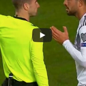 Emre Can espulsione video YouTube Estonia Germania Euro 2020