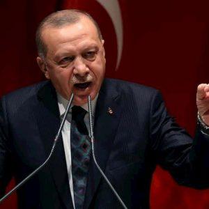 Poesia dei giorni nostri: Moschee nostre caserme...Bin Laden? No, Erdogan