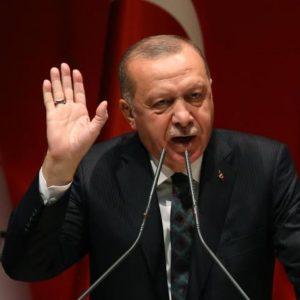 Siria Turchia Erdogan sanzioni