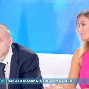 """Domenica Live, Riccardino sulla sorella Mercedesz: """"Lei è succube di Lucas Peracchi"""""""