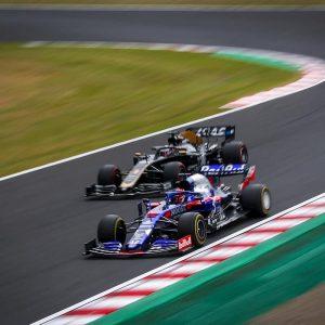 F1 Giappone: il tifone Hagibis fa spostare il Gran Premio?