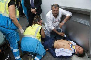 """Stefano Fassina ferito, Gabrielli assolve i poliziotti: """"Delegato Assessore avrebbe dovuto aver più cautela"""""""