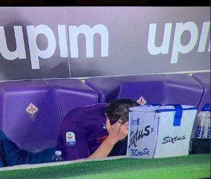 Fiorentina infortunio Chiesa Nazionale Italia Grecia comunicato viola channel
