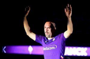 Fiorentina Ribery allenato 4 notte dopo sconfitta Genoa