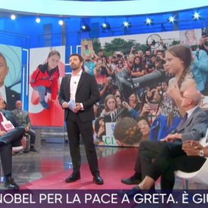 """La Vita in Diretta, Floriana Secondi sul matrimonio: """"E' un contratto, servono incentivi"""""""