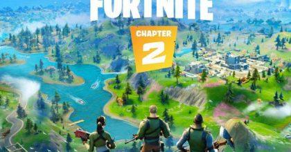 Il capitolo 2 di Fortnite, Ansa