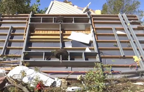 Francia, tornado colpisce Arles in Provenza