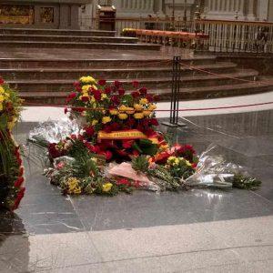 La tomba di Francisco Franco (