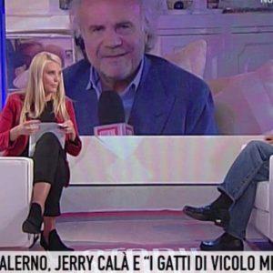 Storie Italiane, Ninì Salerno e la battuta che non piace a Eleonora Daniele