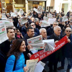 Gazzetta del Mezzogiorno: incontro tra governo, Fnsi e azienda