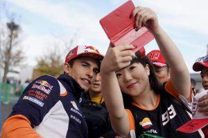 MotoGp Giappone, Marc Marquez vince