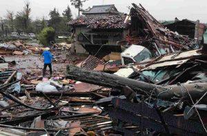 Giappone, terremoto più tifone Hagibis nel weekend: la natura si abbatte su Tokyo e dintorni