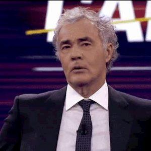 """Giletti peggio di Cuccarini: """"Non eleggiamo un presidente del Consiglio da una vita"""""""