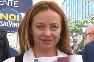 Giorgia Meloni, Ansa