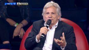 Amici Celebrities lite Giulio Scarpati Emanuele Filiberto censurata