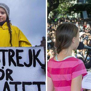 Greta Thunberg, la sorellina di 13 anni insultata dagli haters